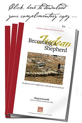 Judean Shepherd Book-1